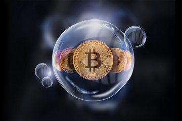 July: Bit(ter)coin, the bitcoin mania bubble