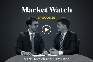 Market Watch Episode 39: History shows pandemics don't cause crashes