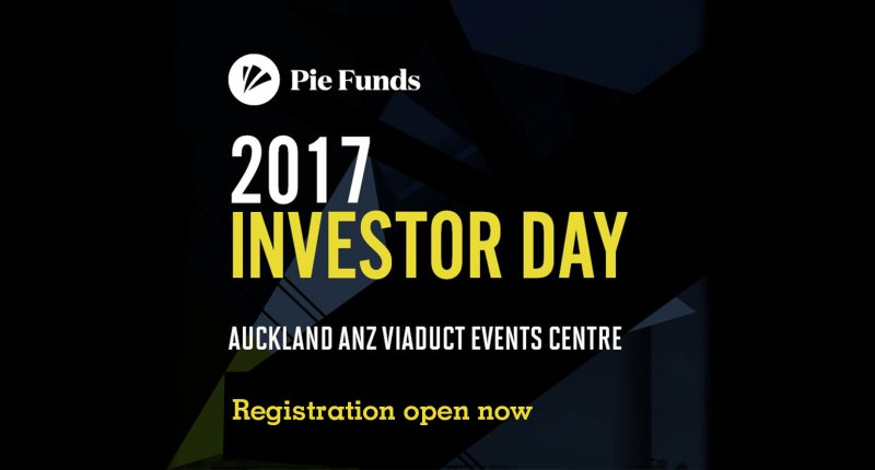Pie Funds 2017 Investor Day