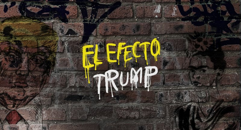 February: Elefecto Trump
