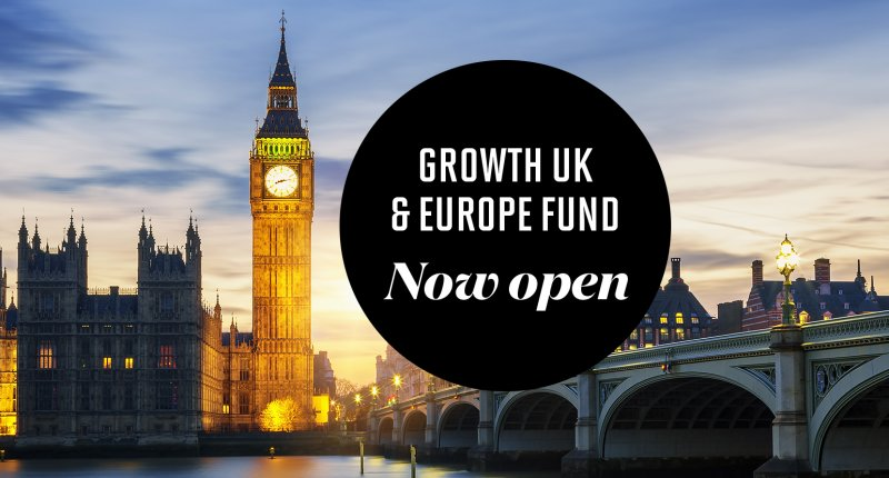 Pie Growth UK & Europe Fund - Now Open